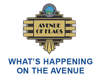 WHAT'S HAPPENING ON THE AVENUE